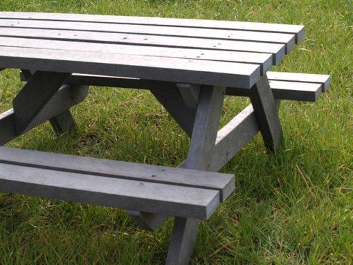 Taula picnic Standard de plàstic reciclat